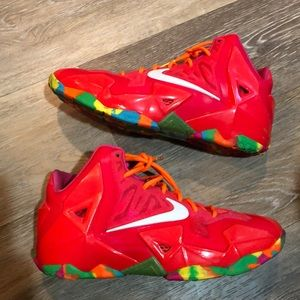 Nike LeBron Youth Fruity Pebbles Sneakers